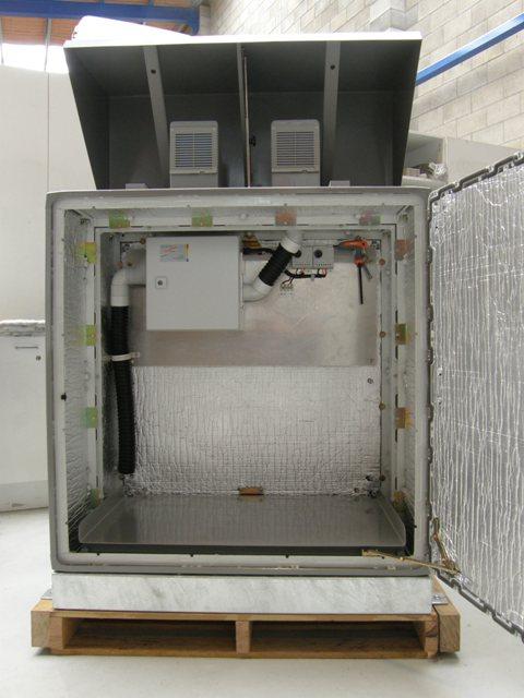Equipment Cabinet 3